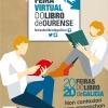 Feira Virtual do Libro de Ourense, 7 a 10 de outubro de 2020