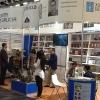 Expositor de Galicia na Feira do Libro de Guadalaxara