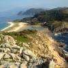"""Islas Cíes. Foto: <la href=""""https://commons.wikimedia.org/wiki/File:Islas_cies.JPG"""">Queso</la>"""
