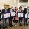 A Rede de Escolas de Arte e Superiores de Deseño da Consellería obtén o certificado de calidade de AENOR