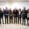 Román Rodríguez salienta a fonda pegada de Manolo Buciños na renovación da arte galega contemporánea