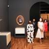 Feijóo acompañou á S.M. a raíña Letizia na inauguración da exposición sobre Emilia Pardo Bazán
