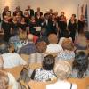 A Casa de Galicia acolleu a actuación da Coral Polifónica Follas Novas da Coruña