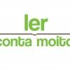 Logotipo do programa Ler conta moito