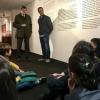 O interese polo Pergamiño Vindel desborda as expectativas no Museo do Mar e achégase aos 10.000 visitantes no primeiro mes