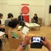 El director de la Agadic y la directora del evento ofrecieron un primer balance de la segunda edición de este encuentro internacional