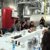 Presentación de 'Escenas do cambio' na central térmica do Gaiás