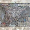 mapa Hispaniae Veteris Descriptio, da colección Vilardevós