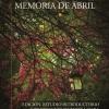 Portada de 'Memoria de abril'