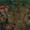 Vigo traballa, obra de Manuel Moldes da colección Abanca