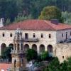 Casa reitoral de Santo André de Camporredondo, en Ribadavia (Ourense)