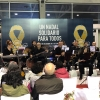 O festival de panxoliñas 'Vigo Xacobeo do Nadal' e a Navia Swing Band puxéronlle a sintonía ao Nadal Solidario deste sábado