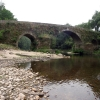 Ponte de Fillaboa en Salvaterra do Miño