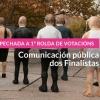 Finalistas á II Edición dos Premios Martín Códax da Música