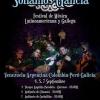 Cartel de Sonamos Galicia