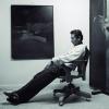 Fotografía de Baldomero Pastana na mostra Retratos peruanos, do Museo de Arte Contemporáneo - Lima