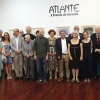 Anxo M. Lorenzo participa en Ribeira na entrega do X Premio Atlante do Gravado