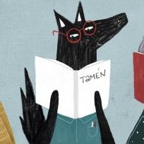 Ilustración de Nuria Díaz para o calendario