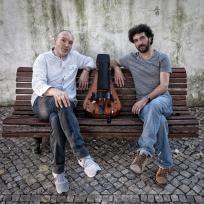 Ariel Ninas e César Prata