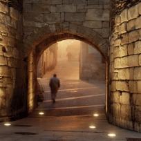 Muralla de Lugo | Imaxe:Turismo de Galicia