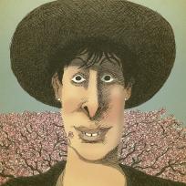 María Victoria Moreno. Ilustración de David Pintor.