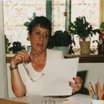 María Victoria Moreno. Fonte: Arquivo familiar