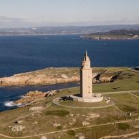 Torre de Hércules | Imaxe: Turismo de Galicia