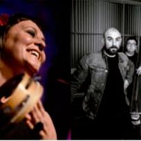 A música vén da voz de Uxía e do jazz de Nani García Trío