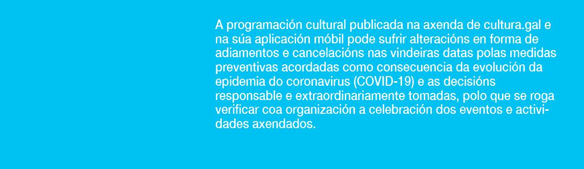 Aviso Coronavirus