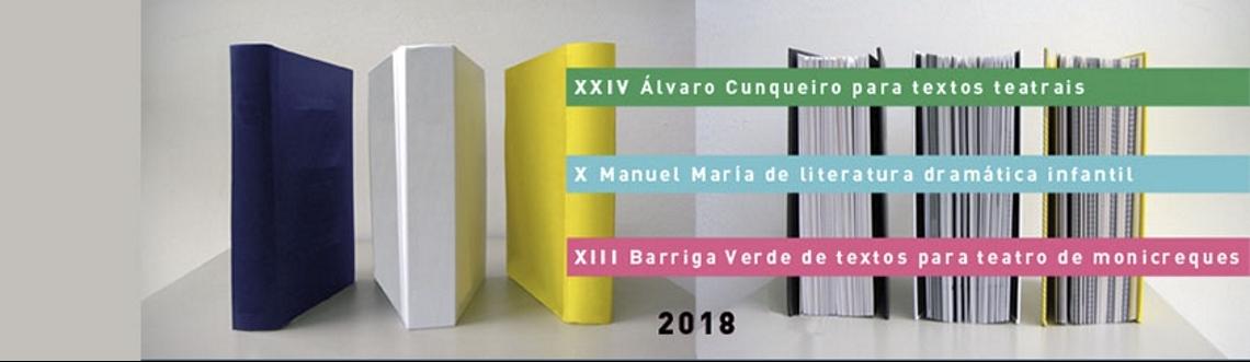 Premios de teatro da Agadic