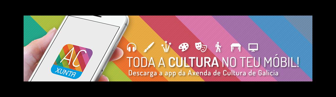 App de la Axenda da Cultura de Galicia