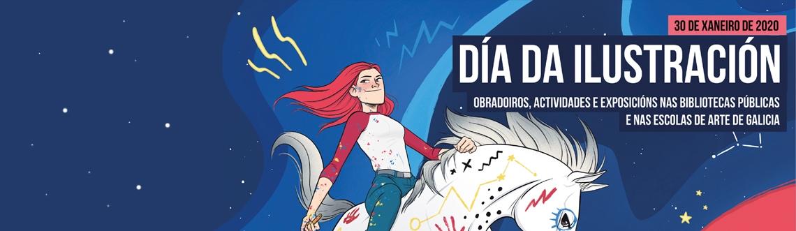 Banner Día de la Ilustración 2020
