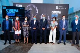 """La Xunta y """"la Caixa"""" exhiben en el Gaiás 'Cine y emociones', un viaje a la infancia a través de fondos de la Cinémathèque française"""