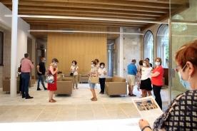 Visitas guiadas Arquivo Histórico Provincial de Ourense