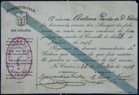 Uno de los documentos que se pueden encontrar en Galiciana