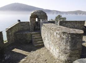 Castelo da Concepción en Cedeira   Turismo.gal