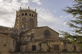 Novas intervencións na catedral de Ourense