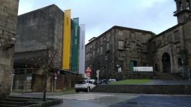 Vista edificio CGAC