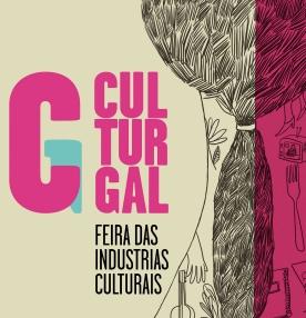 Cartel del Culturgal Feira Galega das Industrias Culturais