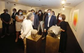 A mostra 'Facer Camiño' inicia no Museo do Mar de Galicia a súa andaina por dez concellos vencellados as Rutas Xacobeas