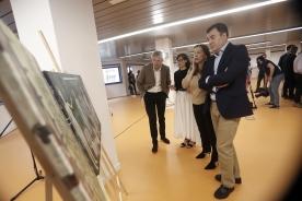 O edificio da Xunta en Benito Corbal acollerá a sede da futura Fundación Manolo Moldes