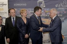 Román Rodríguez enxalza a contribución da cociña tradicional para que Galicia medre como destino enogastronómico