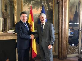 Galicia desenvolverá unha ampla axenda cultural e turística en Roma para promover o Xacobeo 21