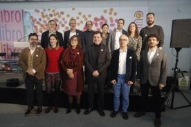 """Román Rodríguez afirma que visitar Culturgal propicia a mellor ocasión para """"tomarlle o pulso á cultura galega"""""""