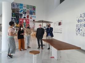 O CGAC mostra o potencial do deseño español coa mostra 'Identidade e territorio'