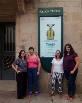 O CDG retoma a actividade no Salón Teatro coa creación de Elisa e Marcela e doutros catro espectáculos galegos