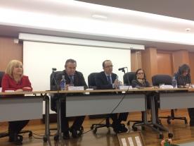 O secretario xeral de Cultura destacou o papel imprescindible que vén desenvolvendo o sistema bibliotecario galego e as directoras do centro lucense ao longo das últimas tres décadas fixeron un percorrido pola historia da entidade
