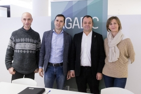 A Agadic renova en 2018 o seu apoio á Academia Galega do Audiovisual