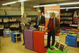 A Secretaría Xeral de Cultura, Gálix e AGE presentaron hoxe a publicación, que se distribuirá a próxima semana na Feira Internacional do Libro de Boloña