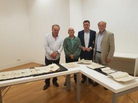 El Arquivo de Galicia custodiará el fondo documental del Pazo de Pardiñas, en Lalín